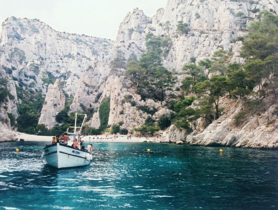 Calanques and Kir in Cassis Cassis  France
