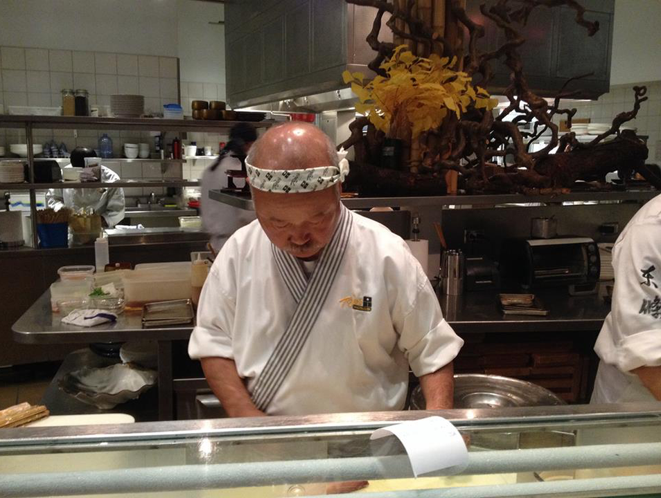 Meet the Inventor of the California Roll