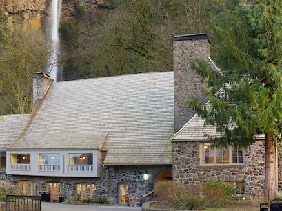 Multnomah Falls Lodge Corbett Oregon United States
