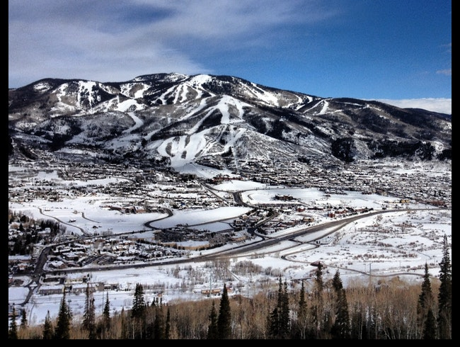 Trailblazing on Steamboat's Emerald Mountain