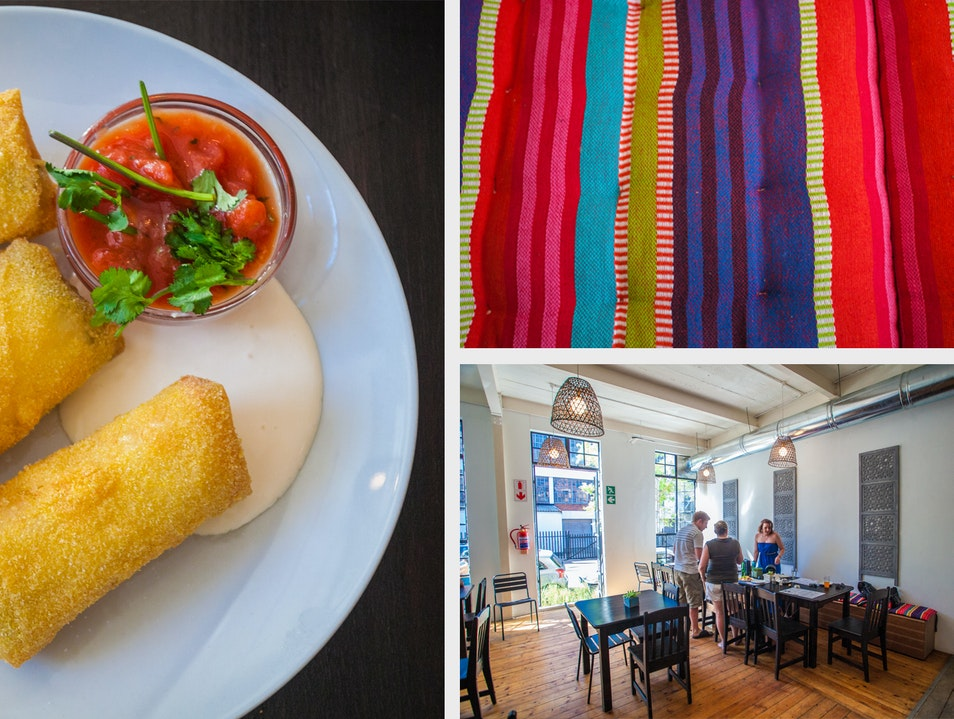 Marvellous Mexican at Mama Mexicana in Maboneng Johannesburg  South Africa