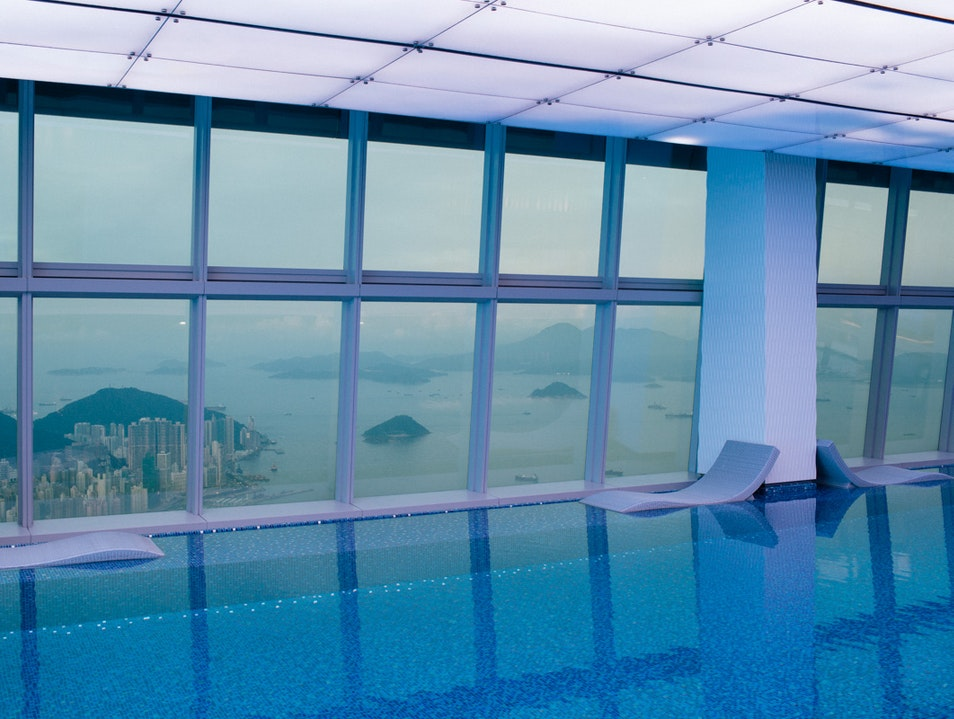 Swim With (Digital) Dolphins at the Ritz-Carlton Hong Kong  Hong Kong  Hong Kong