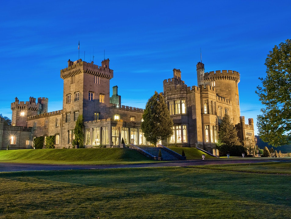 Dromoland Castle Hotel & Country Estate Newmarket on Fergus  Ireland