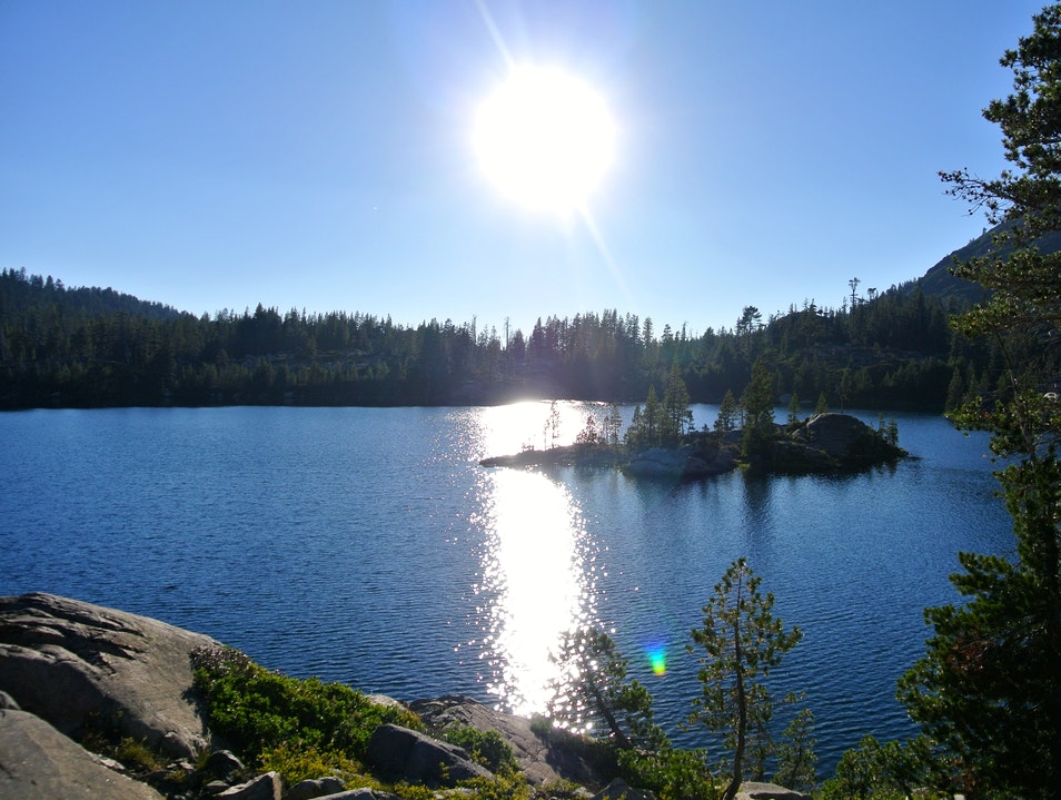 Lovely Lakes at Every Turn Tahoe National Forest California United States