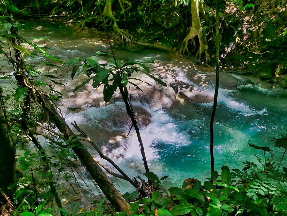 Mayfield River Hike and Falls   Jamaica