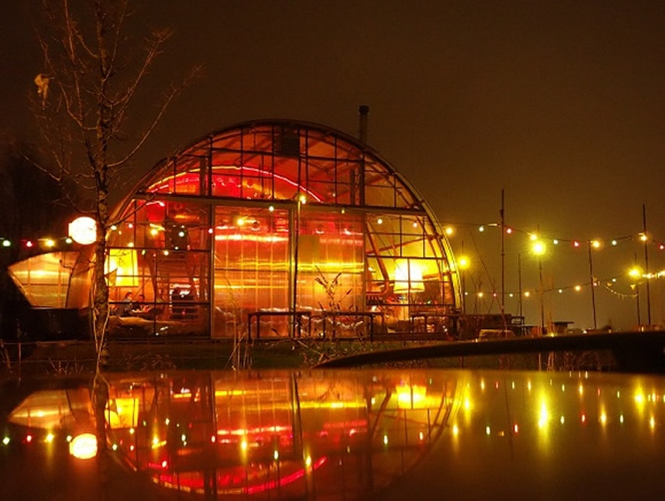 Noorderlicht Cafe takes you north and back in time Amsterdam  The Netherlands