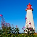 Point Prim Lighthouse Belfast  Canada