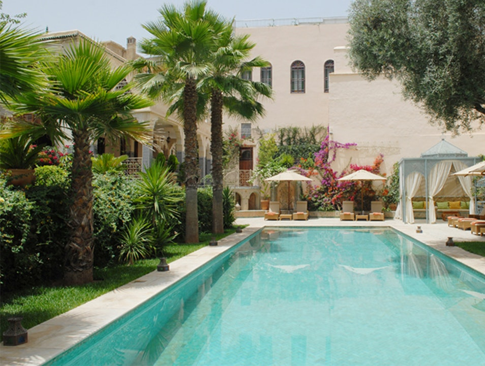 Swimming Pools in Fes Fes  Morocco