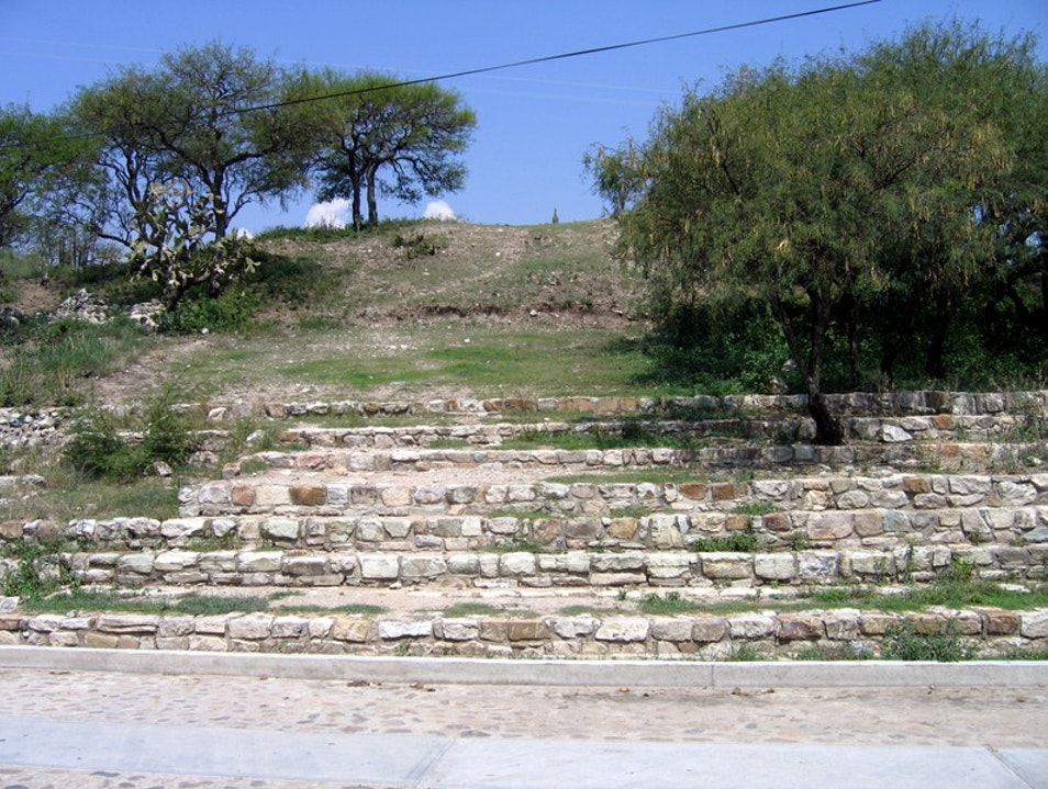 Earliest Zapotec Site Oaxaca  Mexico