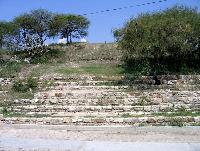 Earliest Zapotec Site