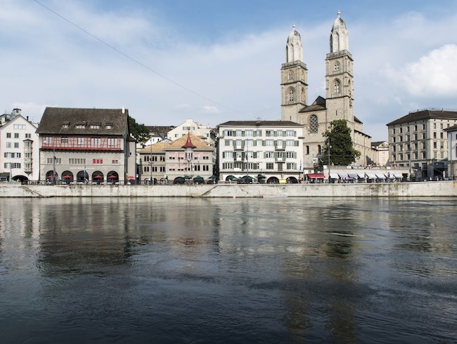 Grossmünster: Zurich's Twin Towers