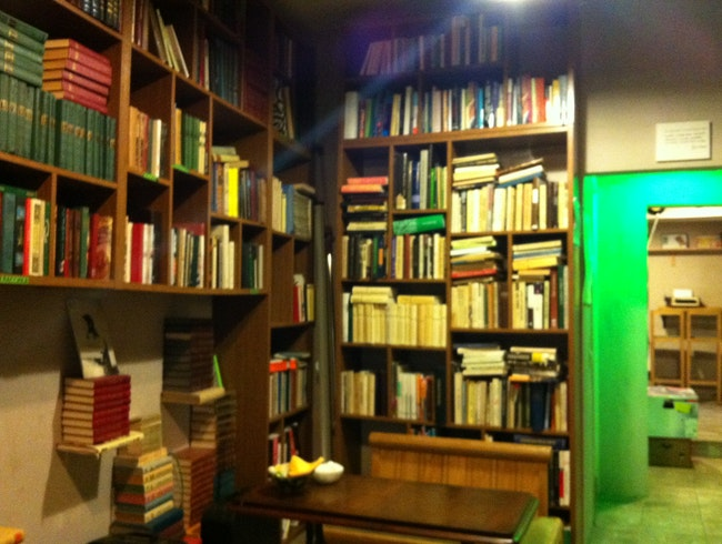 Bookshop/Coffee Heaven