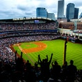 Minute Maid Park Houston Texas United States