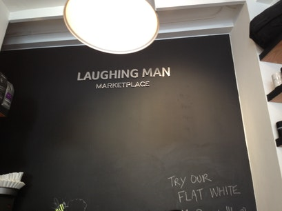 Laughing Man New York New York United States