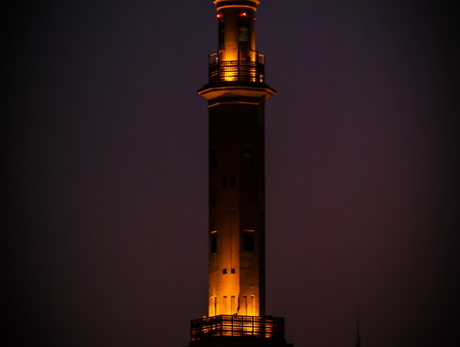 Evening of Minarets