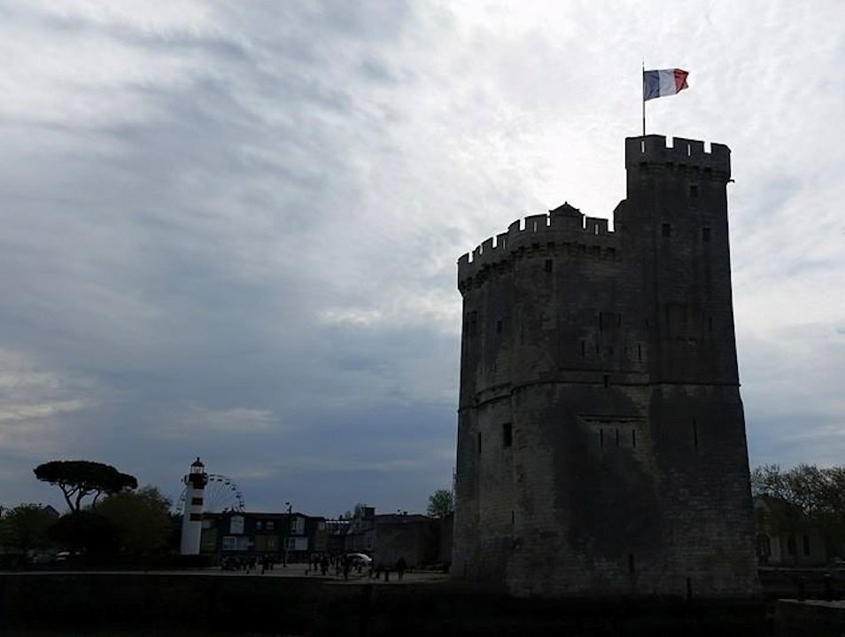 The Port Towers of La Rochelle