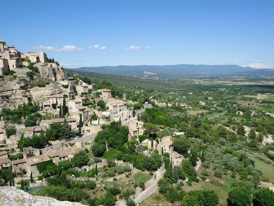 Town and Country Gordes  France
