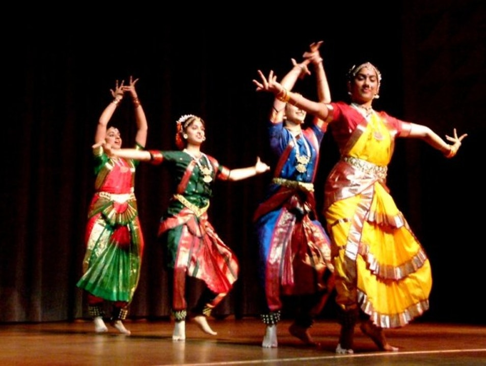 Bharata Natyam - revival of an ancient art Kalamazoo Michigan United States