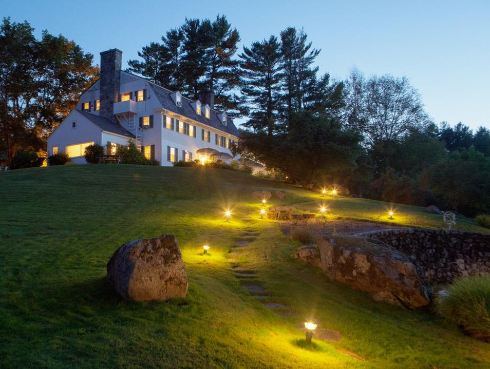 The Story Behind New Hampshire's Adair Country Inn Bethlehem New Hampshire United States