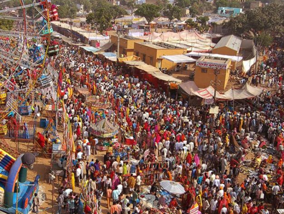 Fair Festival In Pushkar