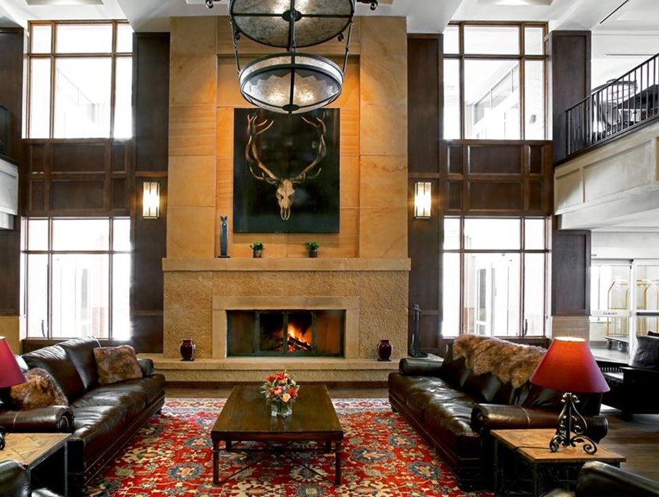 A Mod, Fully Renovated Hotel With History