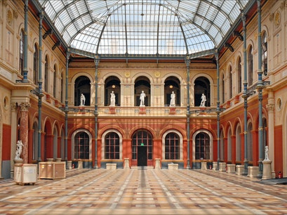 National School of Fine Arts Paris  France