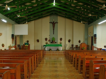 Cathedral of the Assumption Majuro  Marshall Islands