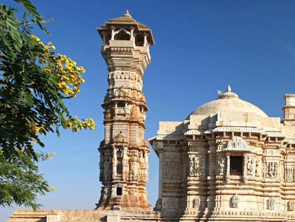 Famous Tour Attraction In Chittor  Jaipur  India