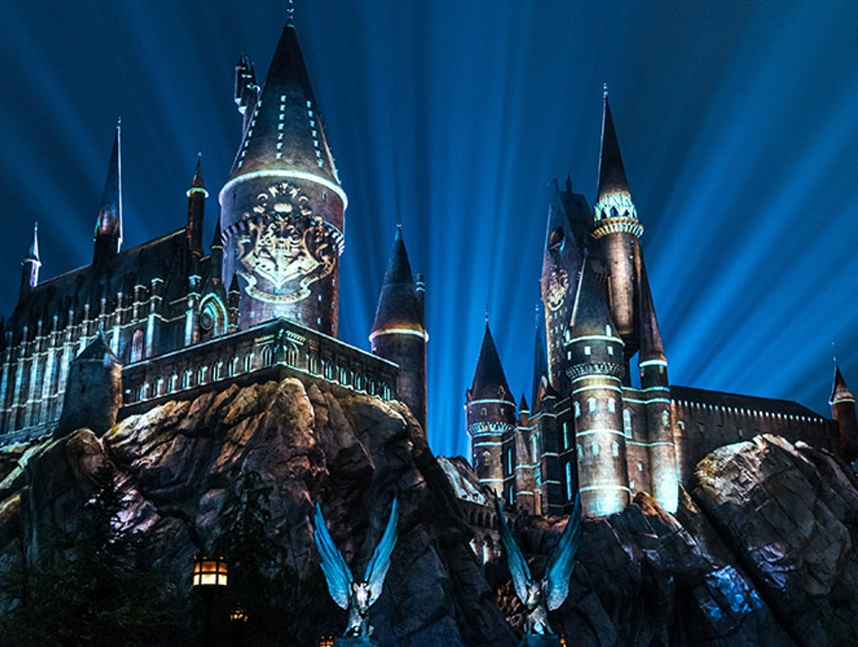 Wizarding World of Harry Potter Orlando Florida United States