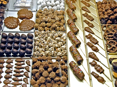The Belgian Chocolate Factory Charlotte Amalie  United States Virgin Islands
