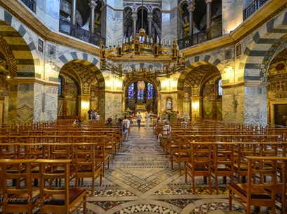 Aachen Cathedral Aachen  Germany