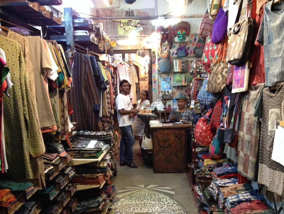 Serious Shopping with a Sustainable Side New Delhi  India