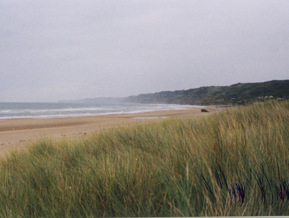 Omaha Beach Colleville-sur-Mer  France