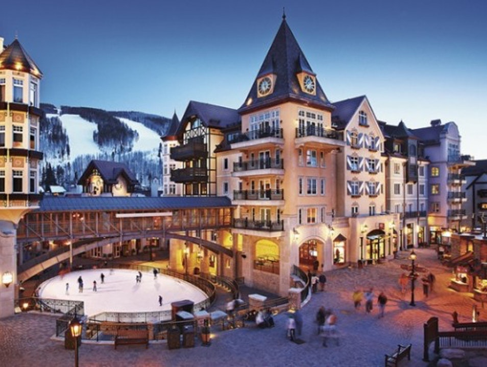 A Bond Film in Vail Vail Colorado United States