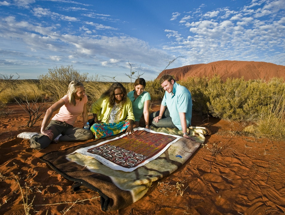 Get a Special Perspective on Uluru (Ayers Rock)