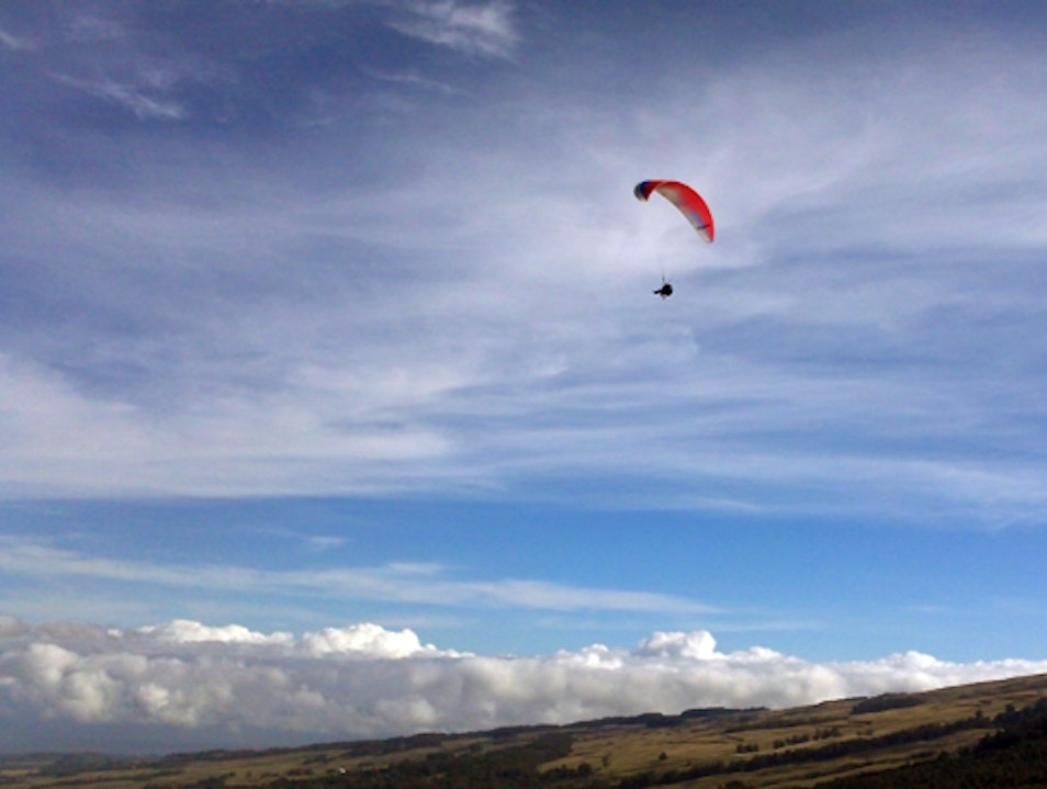 A new way to see Maui, from the air!