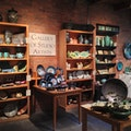 Pewabic Pottery Detroit Michigan United States