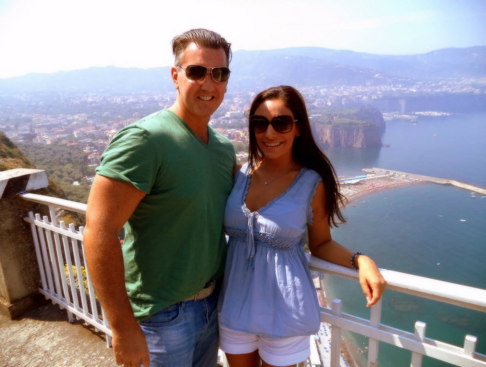 With my Love!! Amalfi  Italy