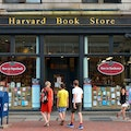 Harvard Square Cambridge Massachusetts United States