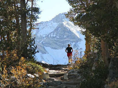 Little Lakes Valley Trail Bishop California United States