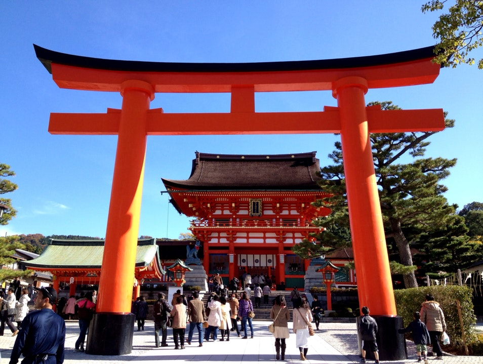 The Great Fushimi Inari Taisha