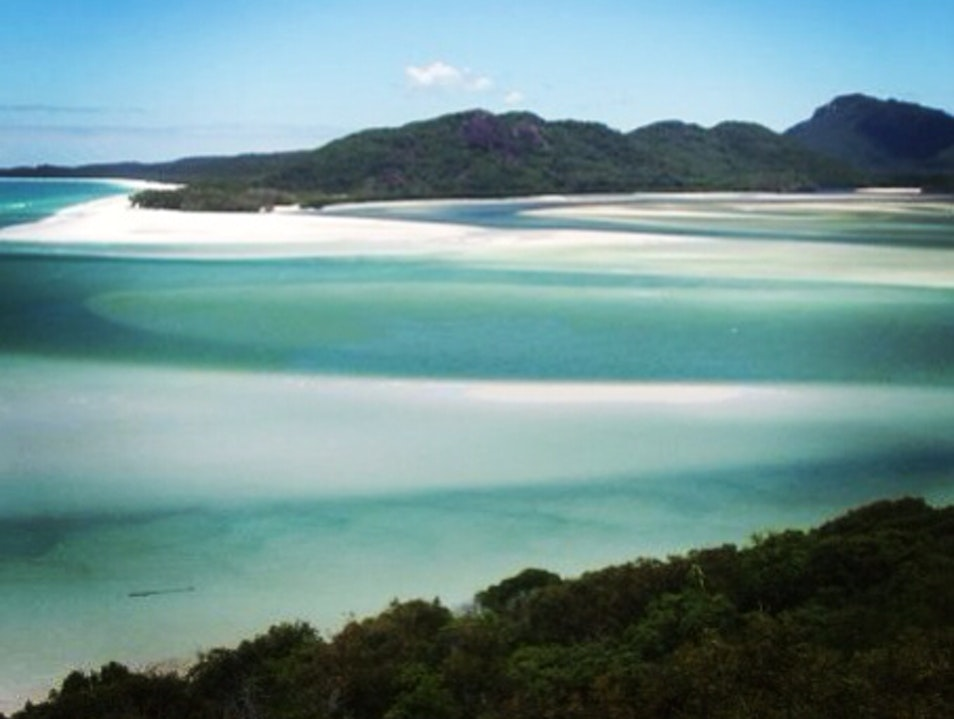 Sailing The Gorgeous Whitsunday Islands Of Queensland Australia