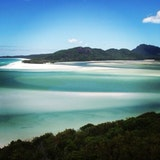 Sailing the Whitsunday's from Airlie Beach