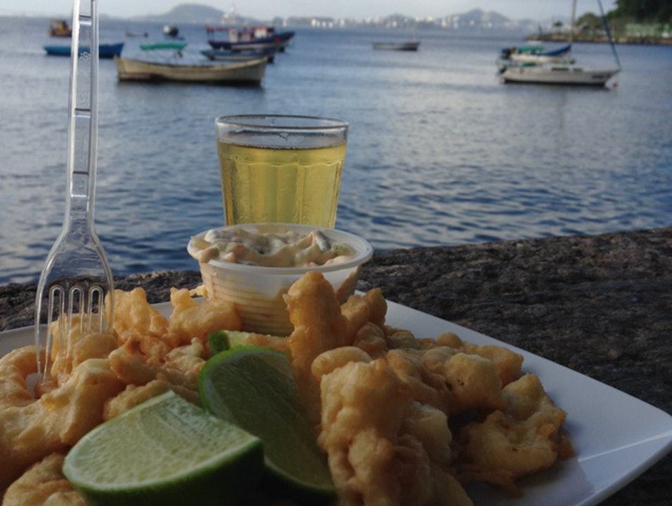 Wifi beer and food Rio  Brazil