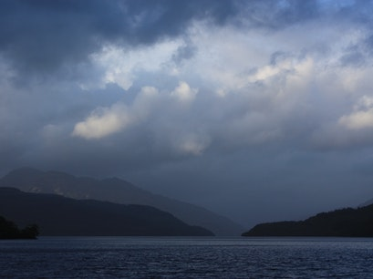 Loch Lomond Loch Lomond and the Trossachs National Park  United Kingdom