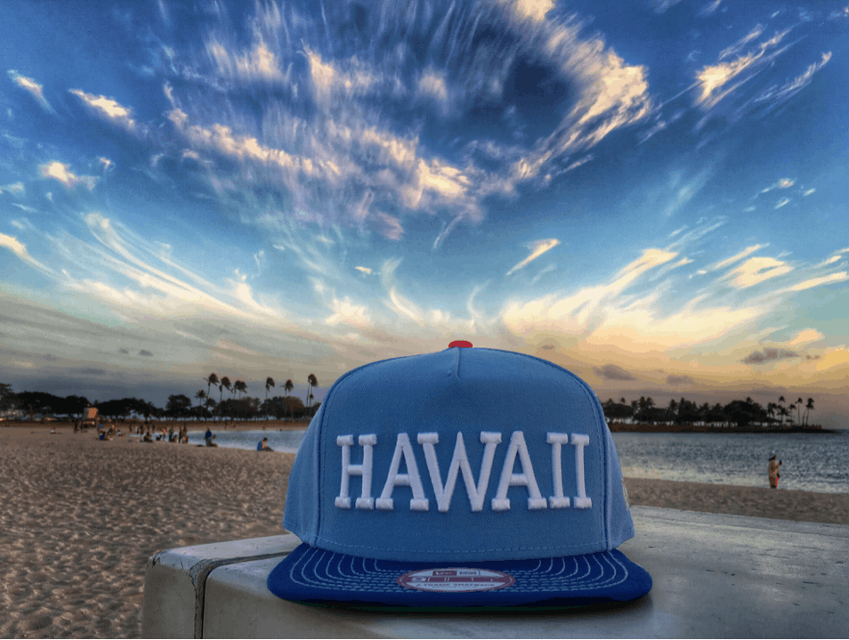 Fitted Honolulu Hawaii United States