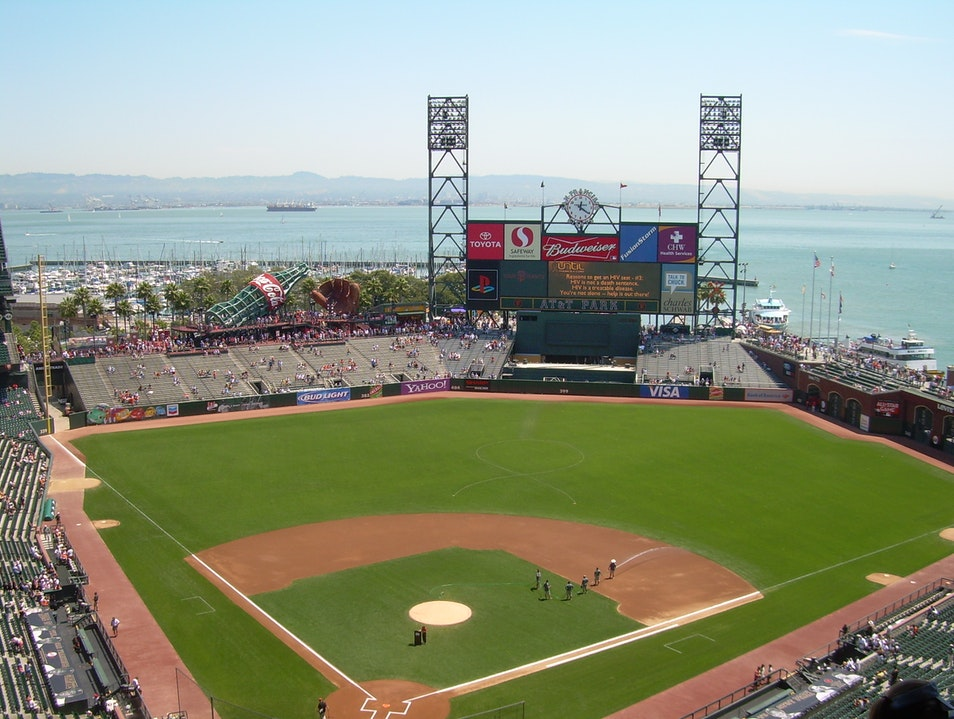 Information About AT&T Park San Francisco California United States