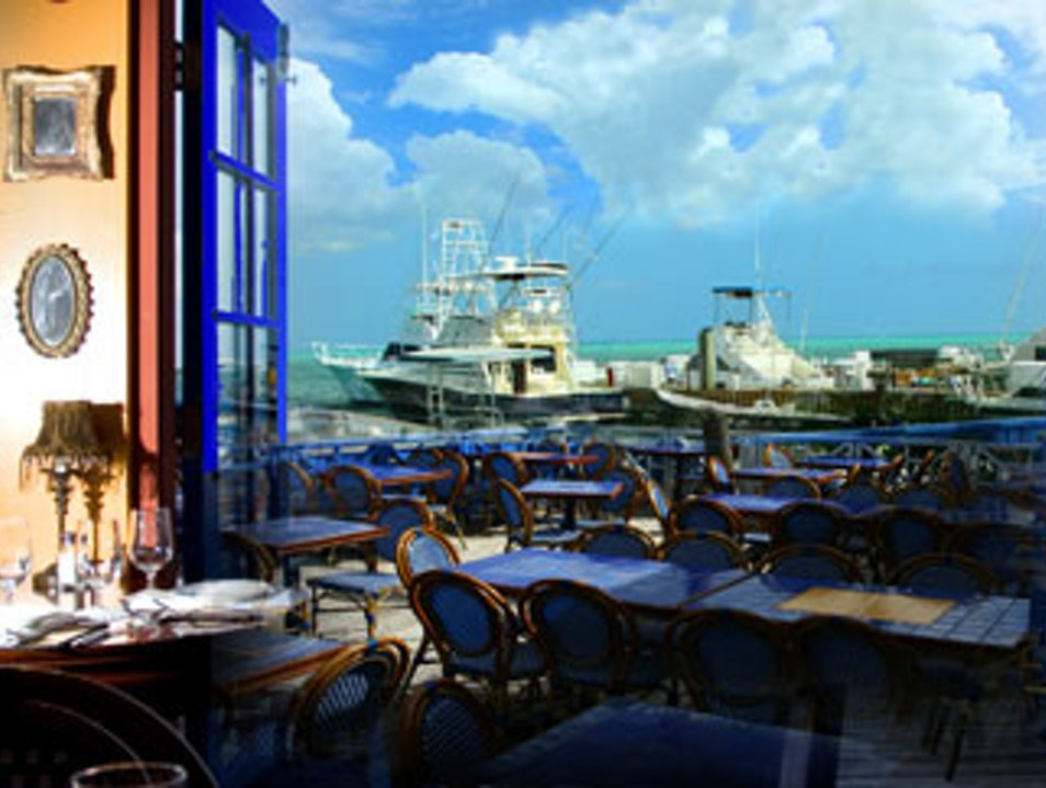 Get the Catch of the Day at Calypso Grill West Bay  Cayman Islands