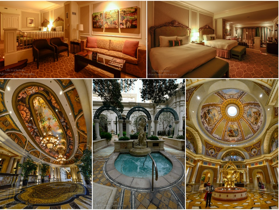 High luxury at the Venetian Las Vegas Nevada United States