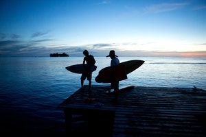 Get Active in Tahiti
